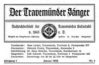 """50. Geburtstag von """"Unser Travemünde"""""""