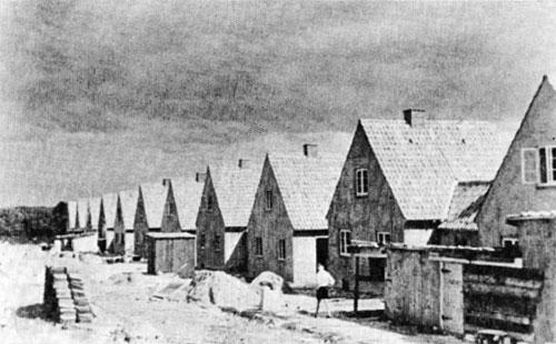 Weiße Siedlung