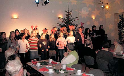 GVT Adventskaffee 2007