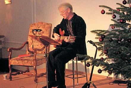 GVT Adventskaffee 2007 - Wolf-Rüdiger Ohlhoff
