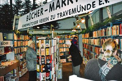 Bücher-Markt des GVT