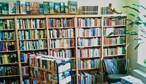 Bücherstube des GVT