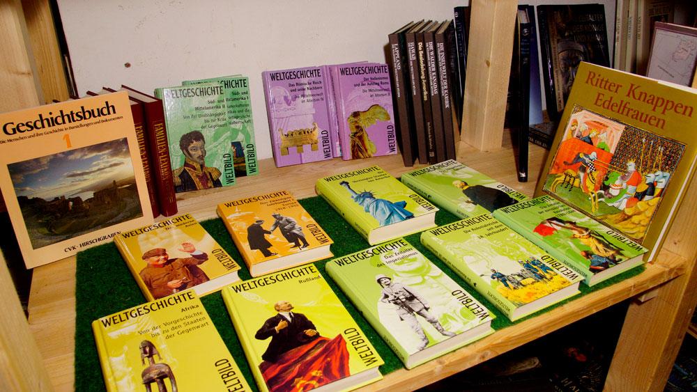 Bücherstube des Gemeinnützigen Vereins zu Travemünde