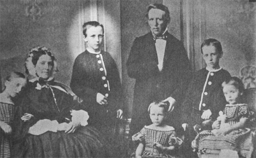 Familie Ludwig Possehl