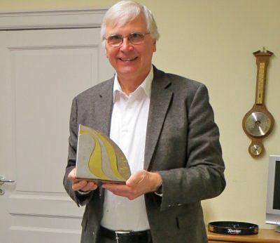 Bürgerpreisträger des Gemeinnützigen Vereins zu Travemünde e.V. 2013 - Fritz Toelsner
