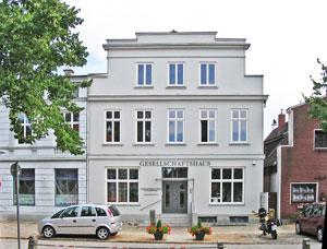 Gesellschaftshaus Travemünde - GVT