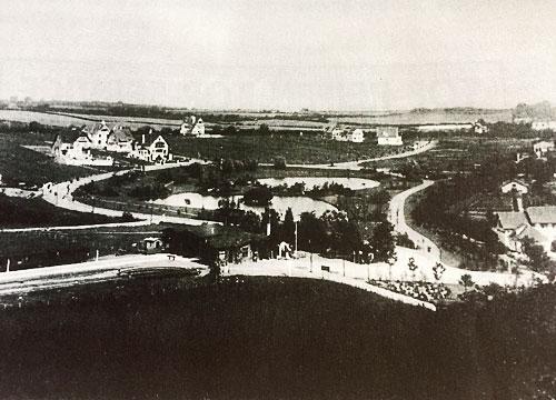 Godewindpark um 1905