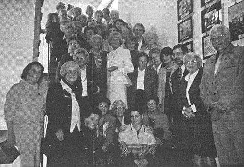 "20 Jahre ""Grüne Damen"" in Travemünde"