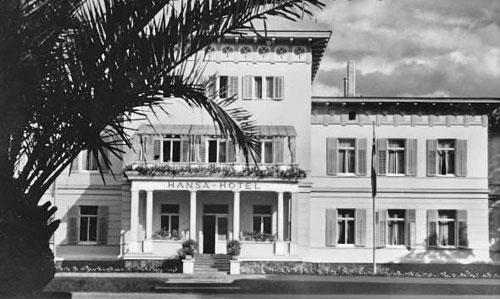 Hansa-Hotel Travemünde
