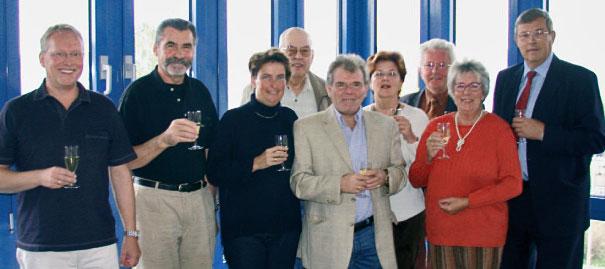 Heimatverein Travemünde - Gründungsmitglieder 2003