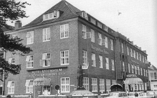 Hotel Stockholm Travemünde