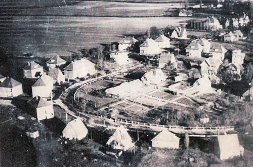 Luftaufnahme Achterdeck Travemünde