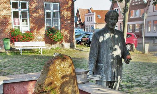 Otto Timmermann Brunnen