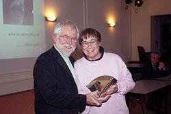 Bürgerpreisträgerin des Gemeinnützigen Vereins zu Travemünde e.V. 2009 - Renate Mielke