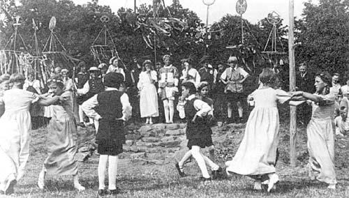 Fest der Stadtschule Travemünde
