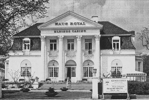 Villa Possehl - Seeseite