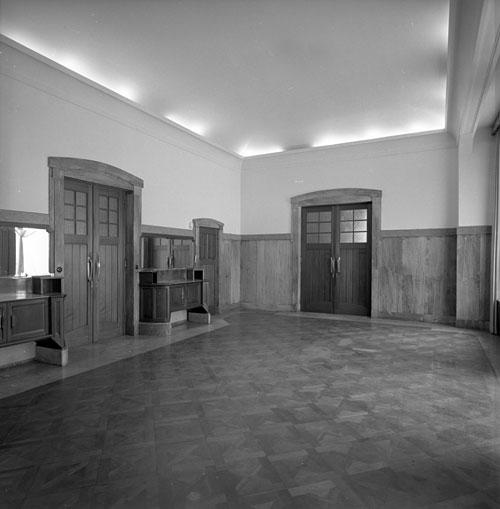 Villa Possehl - Wohn- und Speisezimmer