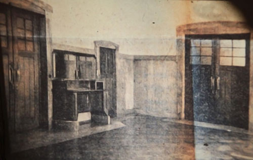 Wohn- und Speisezimmer